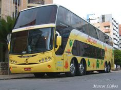 AVIPAN 2006 - Busscar Panorâmico Double Decker Volvo B 12R 8x2 | Flickr - Photo Sharing!