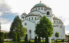 St Sava Cathedral in Belgrade