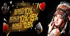 Selain keuntungan yang akan anda dapatkan saat bermain di agen judi poker online Indonesia, masih banyak keuntungan yang akan anda dapatkan di dalamnya