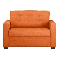 Simmons Upholstery Velocity Espresso Sofa Loveseat Twin Sleeper Chair Bed Mattress Sale