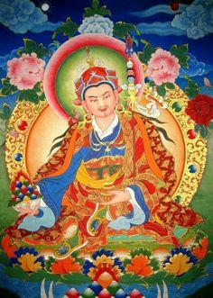 Padmasambhava Jambhala │ 蓮師財神