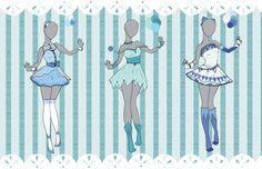 .::Outfit Adopt Set 5 (CLOSED)::. by Scarlett-Knight.deviantart.com on @deviantART
