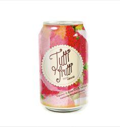 Tutti Frutti by Sandra García #packaging #design