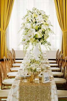 elegant tablescapes for weddings | Gorgeous New Design Ideas For Elegant Wedding Receptions