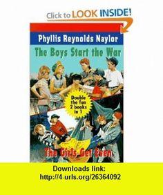 Boys Start the War, the Girls Get Even (9780440409717) Phyllis Reynolds Naylor , ISBN-10: 0440409713  , ISBN-13: 978-0440409717 ,  , tutorials , pdf , ebook , torrent , downloads , rapidshare , filesonic , hotfile , megaupload , fileserve