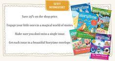 Story time magazine: c&n