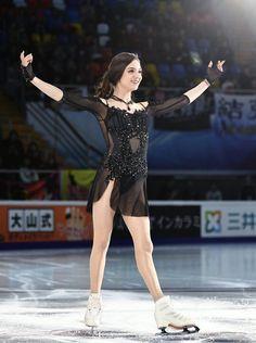 Evgenia Medvedeva || Cup Of Russia 2017