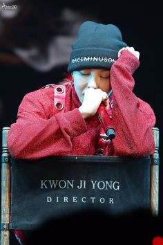 a little about G-Dragon~