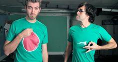 T-shirt War - Um Stop Motion que é uma guerra de camisetas