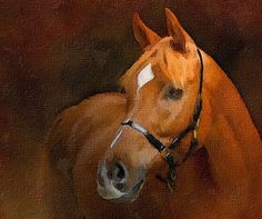 Amazing oilpainting form your photo. By Patrycja Lewicka