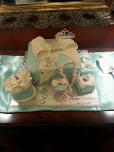 Kennedi's Sweet 16 | CatchMyParty.com