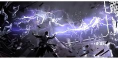 View an image titled 'Force Lightning Art' in our Star Wars: The Force Unleashed art gallery featuring official character designs, concept art, and promo pictures. Star Wars Unleashed, The Force Unleashed, Star Wars Poster, Star Wars Art, Galen Marek, Free Xbox One, Jedi Sith, Star Wars Concept Art, The Force Is Strong