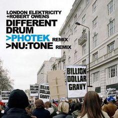 London Elektricity - Different Drum (Photek Remix)  (2003)
