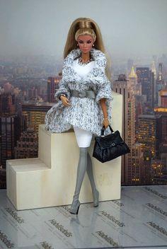Habilisdolls Dress Clothes for Fashion Royalty FR2 Barbie and Similar Dolls | eBay