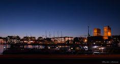 Heike Adam Photographie: Oslo bei Nacht.........
