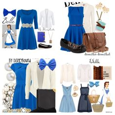 Fun back to school or dress out night clothes like a princess for those belle fans #3