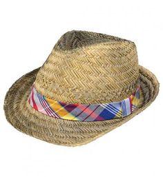 Chapeau de paille tressée - Jodhpur Week-end