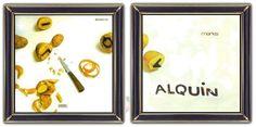 ♫ Alquin - Marks (1972). Album Art: Josien Mars & Frits van Swoll. http://www.selected4u.net/caa/alquin/marks/play.html