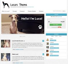Luca's Theme: A Free WordPress and BuddyPress Theme Based on Twitter Bootstrap