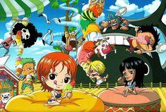 One Piece 1, Nico Robin, Manga Covers, I Love Anime, Zoro, Fairy Tail, Pirates, Otaku, Chibi