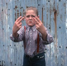 "« Thomas ""Shaun"" Turgoose // This is England."