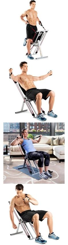Home Gyms 158923: Weider Bungee Bench Total Body Workout System -> BUY IT NOW ONLY: $117.98 on eBay!