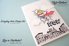 Stampin' Up! Australia: Kylie Bertucci Independent Demonstrator: Crazy Crafters Blog Hop with Special Guest - Sandi MacIver