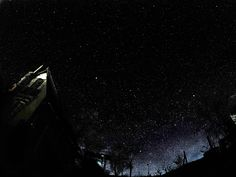 #stars #photo #from #garden