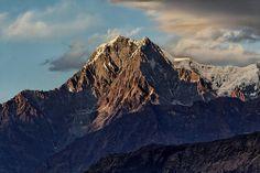 Nilgiri Himal from Poon Hill | Flickr - Photo Sharing!
