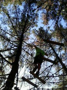 Parque aventura.monte umbe.VIZCAYA