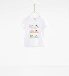 T-shirt espadrilles