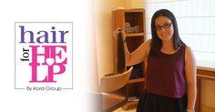 Η πιο ανθρώπινη αφετηρία της … «Νέας Αρχής» Η Ιωάννα μετά την γαμήλια φωτογράφισή της, δώρισε 20 εκατοστά από τα μαλλιά της, για τους σκοπούς της Πρωτοβουλίας «HAIR for HELP». Hair Clinic, Tops, Women, Fashion, Moda, Fashion Styles, Fashion Illustrations, Woman