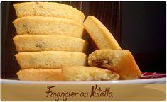 Financier au nutella by Cyril Lignac
