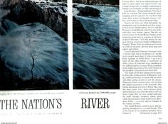 The Nations River /Article,taken From A Magazin /1976 - Bücher, Zeitschriften, Comics