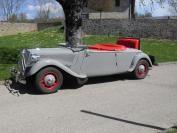 Traction Cabriolet
