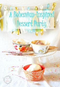 Bohemian Dessert Par