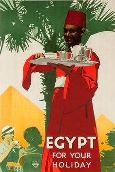 Egypt for your holidays ~ İhap Hulusi Görey