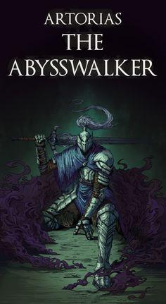 Dark Souls, fandom, DS art, Artorias The Abysswalker, DS characters Dark Souls 3, Arte Dark Souls, Demon's Souls, Wolf Knight, Knight Armor, Dark Knight, Dark Fantasy, Anime Meme, Dark Souls Artorias