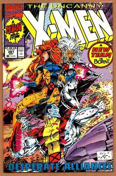 x-men 281 gotta live storms New look