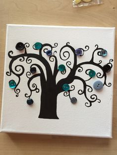 Canvas Frame, Wedges, Tree Structure