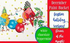 Festive holiday recipes, December seasonal flavors