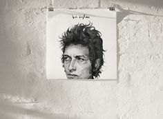 Dylan: A beautiful Dylan Print straight from the UK