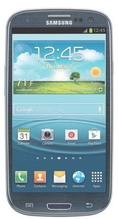Samsung - Galaxy S III with Memory Mobile Phone - Marble White (Verizon Wireless) on shop., my personal digital mall. Thing 1, Verizon Wireless, New Samsung Galaxy, Samsung Mobile, Video Capture, Android Smartphone, Android 4, Install Android