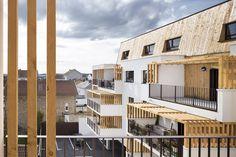 Galería de Vivienda en Limoges / BVL Architecture - 6