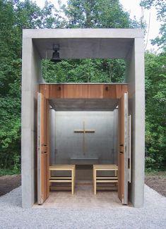 """Looks like the perfect """"elopement chapel"""".  St. Benedikt Chapel,  Kolbermoor Germany"""