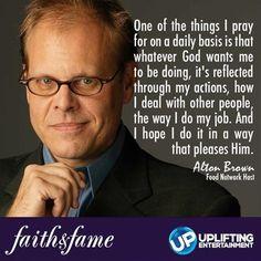 #AltonBrown #Faith #Fame