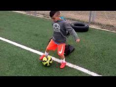 Soccer drills & ball control by Adam U6 Soccer Drills, Football Training Drills, Soccer Drills For Kids, Soccer Workouts, Soccer Practice, Soccer Skills, Soccer Coaching, Youth Soccer, Soccer Tips