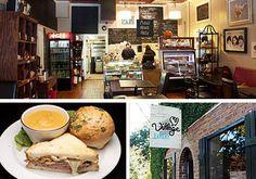 Village Bakery in Oldtowne Mt. Pleasant, simply wonderful