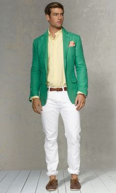 2255d6acf3a889 Great for spring and cool summer nights. Toledo · Green Blazer