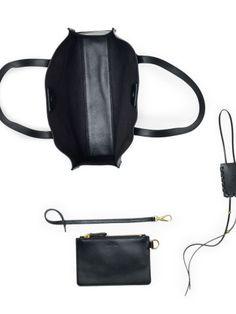 Polo Ralph Lauren Leather Tote - Polo Ralph Lauren Shoulder Bags & Backpacks - Ralph Lauren Germany